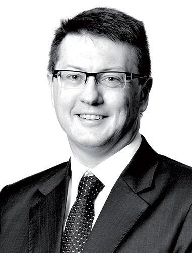 Chris Schlicht, Deputy Managing Partner