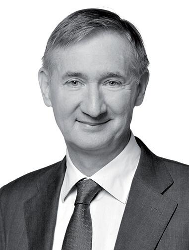 Greg Chambers, Board Chair, Partner