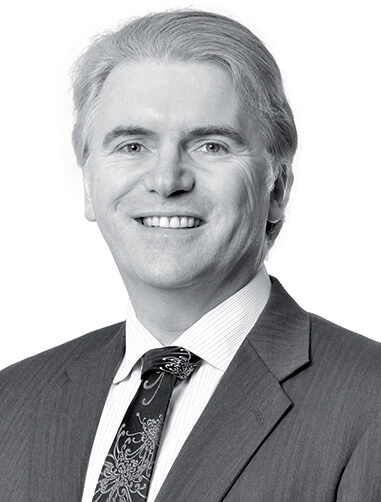 Russell Waters, Partner