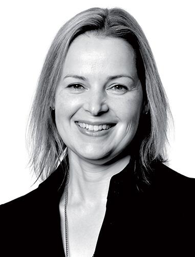 Natalie Hibberd, IP Manager