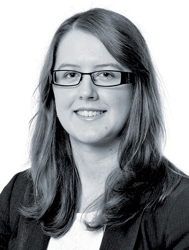 Michelle Blythe, Trainee Patent Attorney
