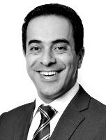 Peter Wassouf, Trainee Patent Attorney