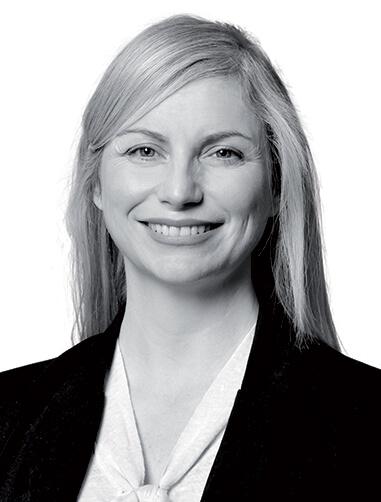 Mary Munroe, Senior Associate