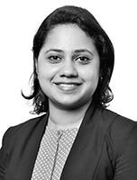 Ann Gabriel, Trainee Patent Attorney