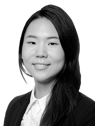 Ye Rin Yoo, Trade Marks Specialist